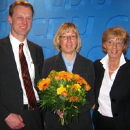Für den Wahlkreis Flensburg- Land: Petra Nicolaisen